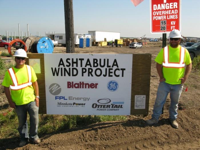 Ashtabula Wind Farm