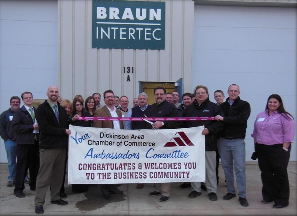 Braun Intertec Dickinson Office