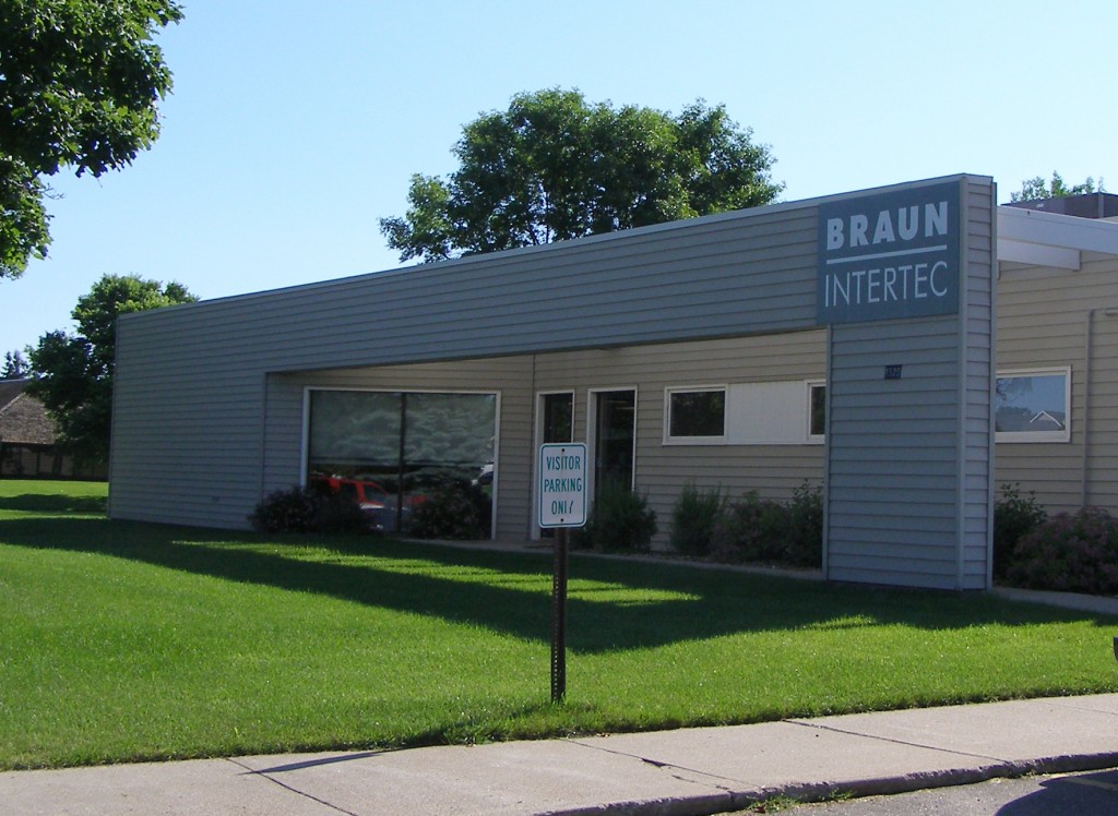 Braun Intertec, St. Cloud Office