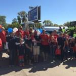 West Fest Parade, Fargo, ND, Braun Intertec
