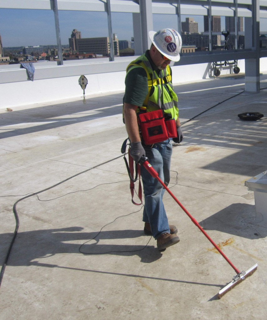 Electronic Field Vector Mapping, Building Sciences, Roof Consulting
