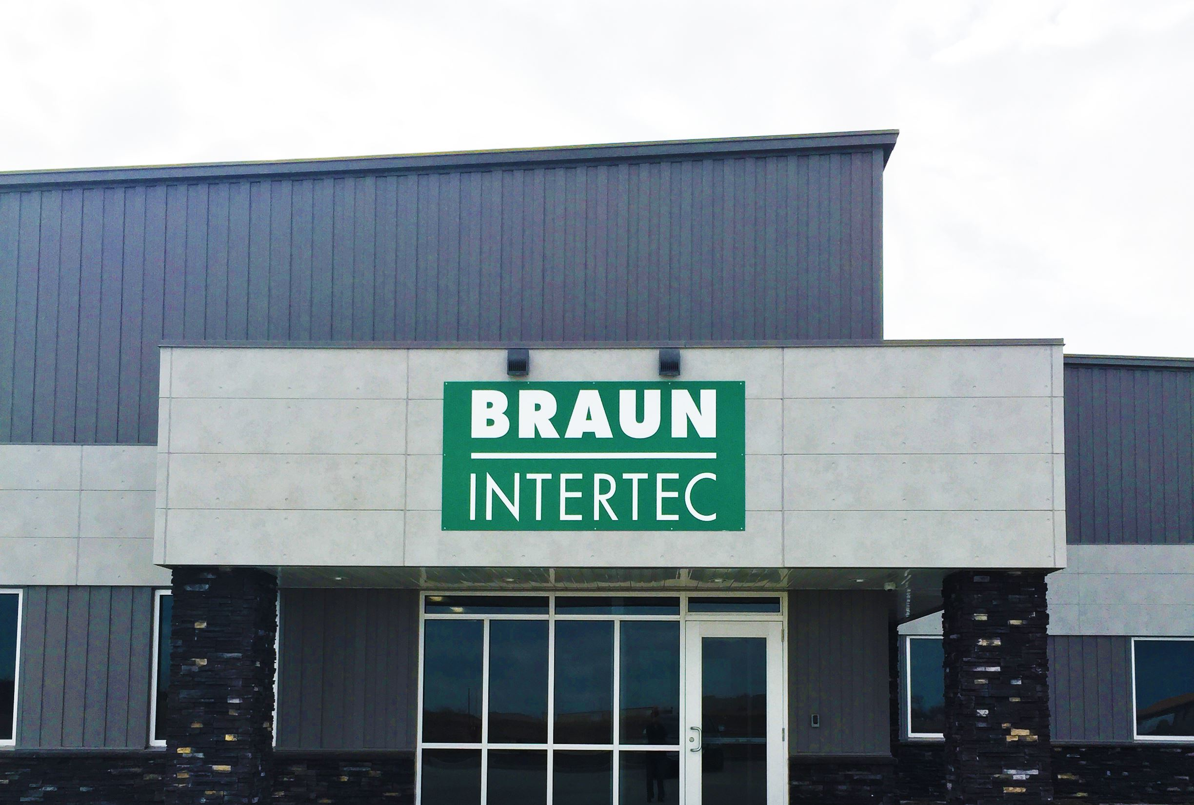 Braun Intertec Bismarck Office