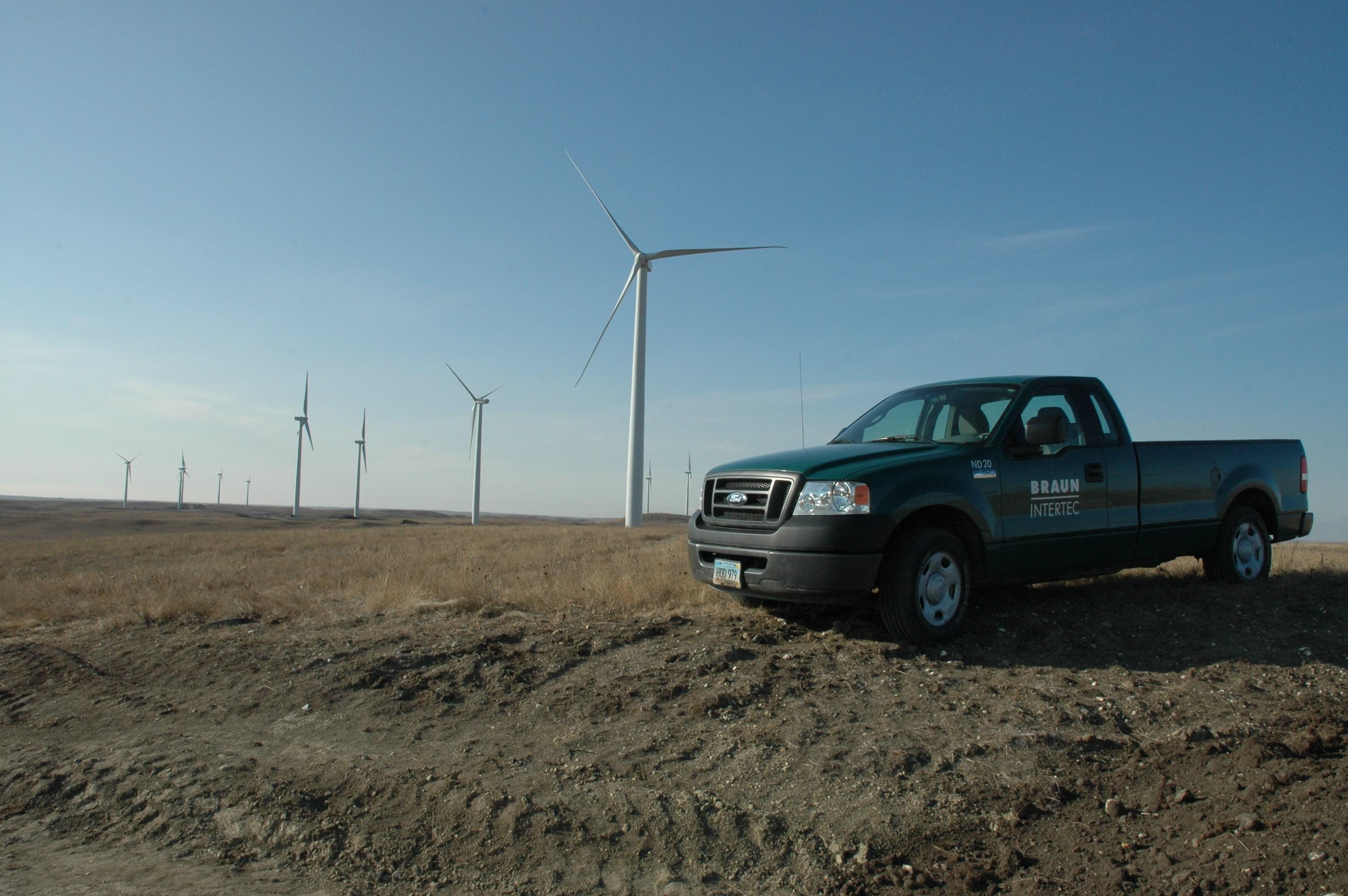 Pioneer Prairie Wind Farm