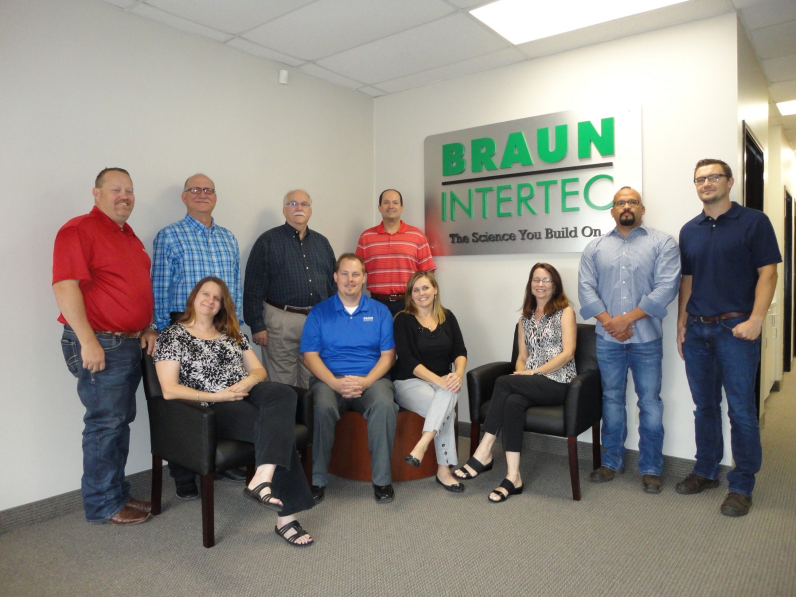 Braun Intertec Dallas/Fort Worth staff