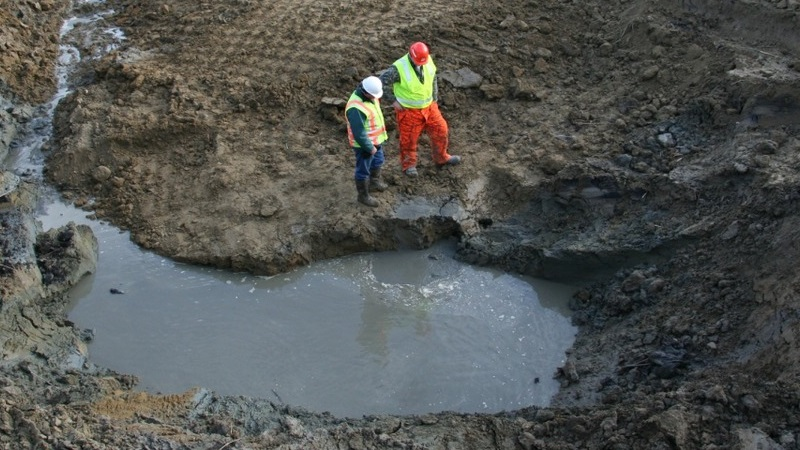 Water Spill Remediation
