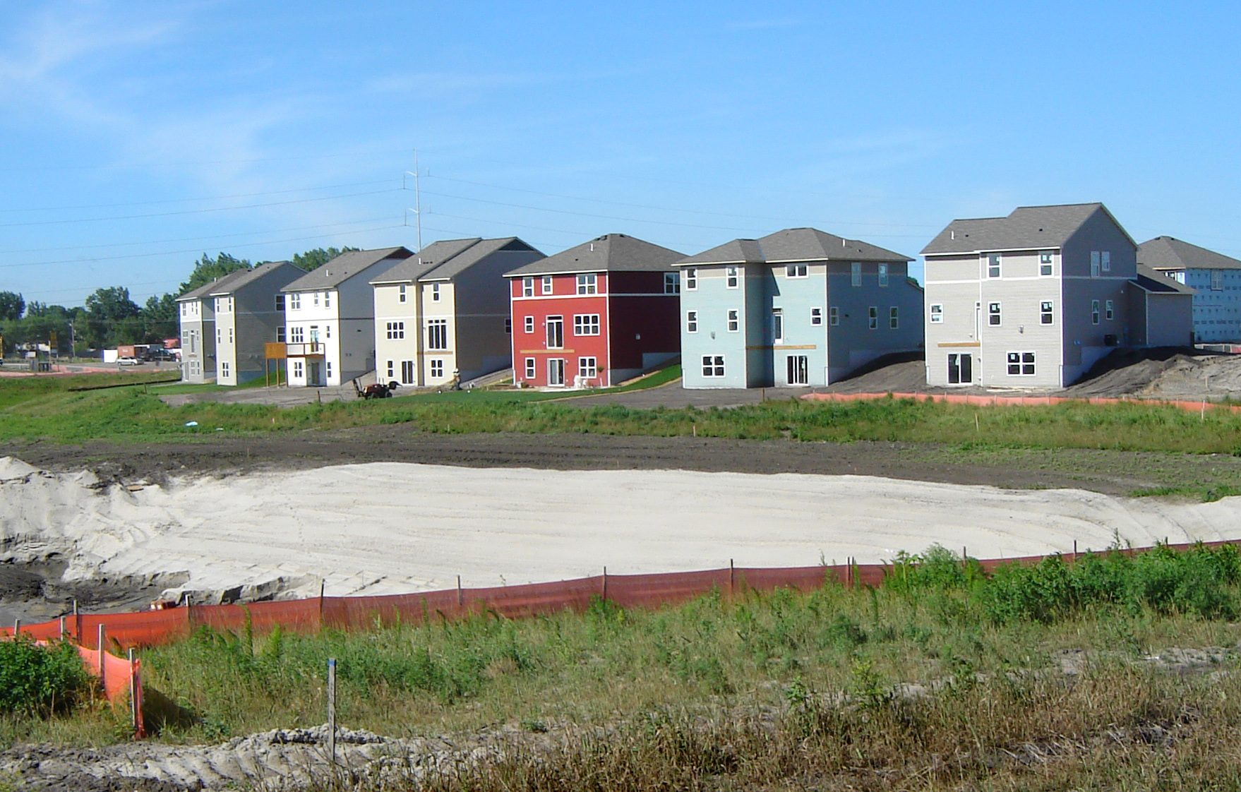 Crescent Ponds Homes