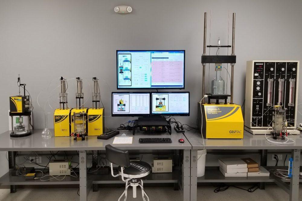 houston materials lab