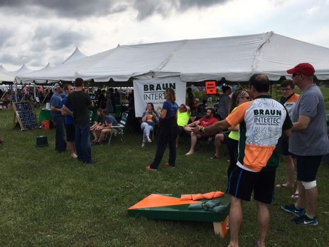 MS 150 Tent