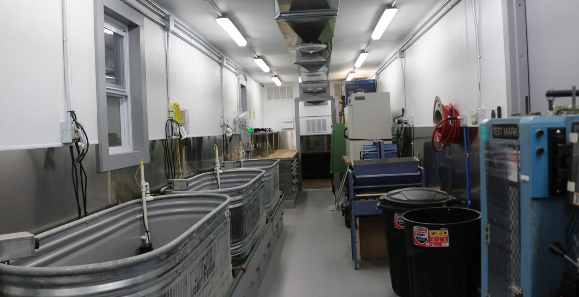 Mobile Materials Laboratory