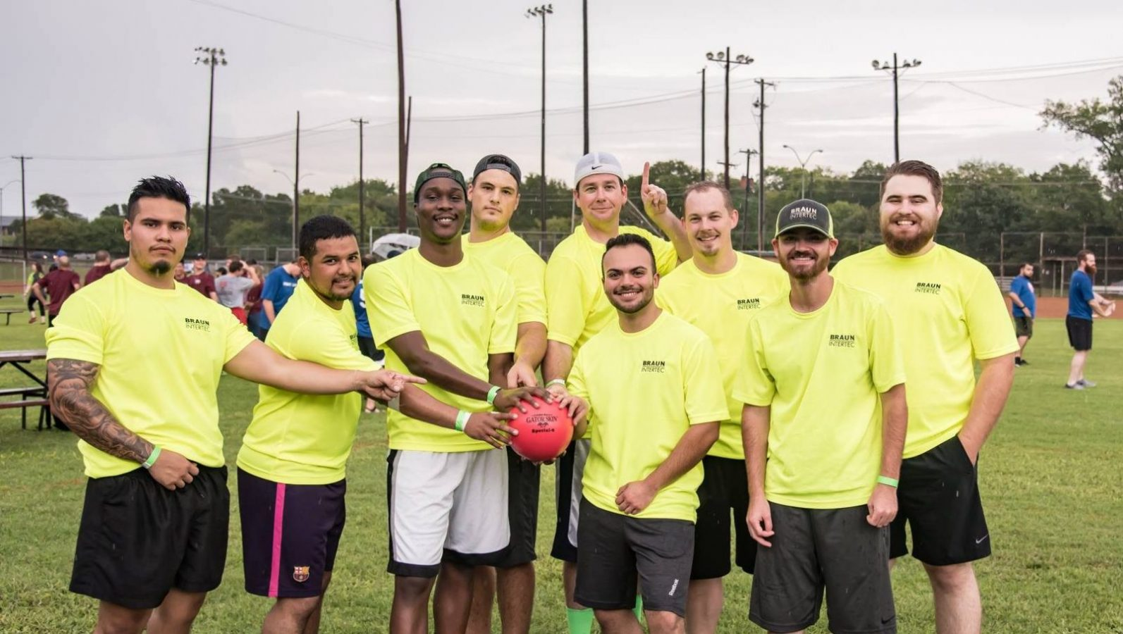 Real Estate Council Dodgeball Tournament