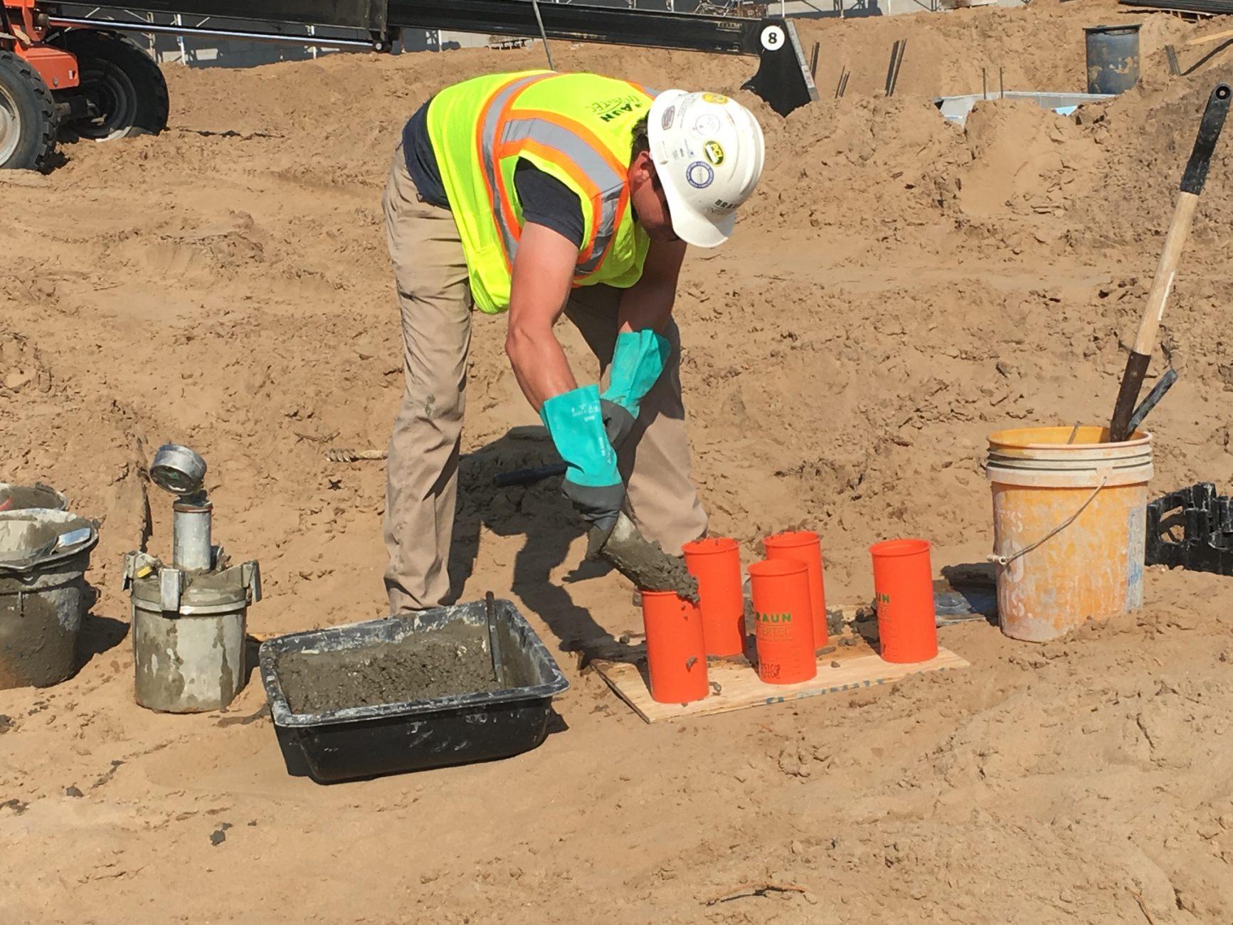 CMT Technician Concrete