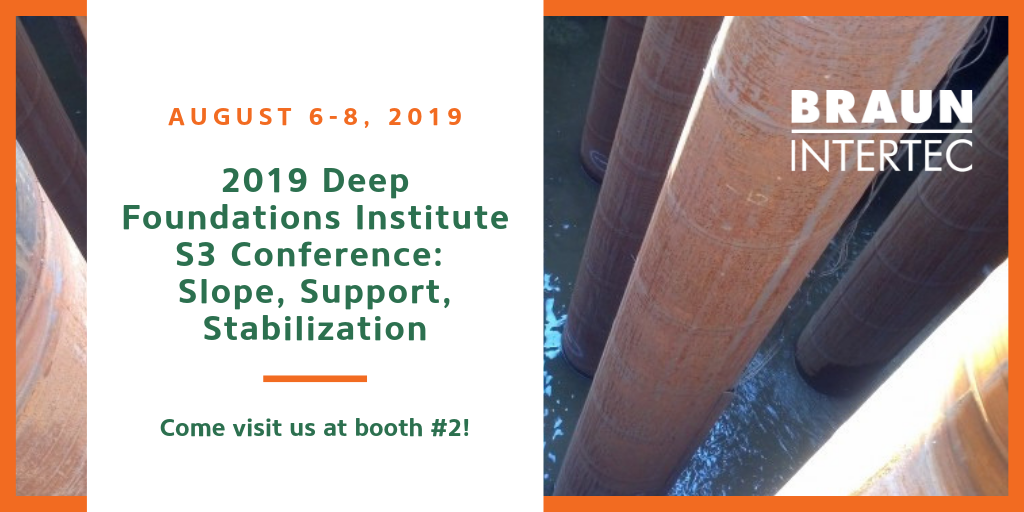Deep Foundations Institute S3 Conference