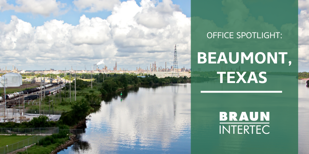Beaumont, TX geotechnical engineering and construction services company