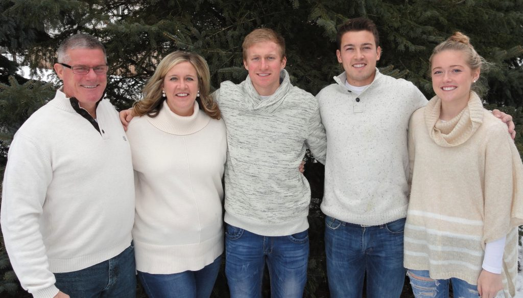 Mike Bratrud Family