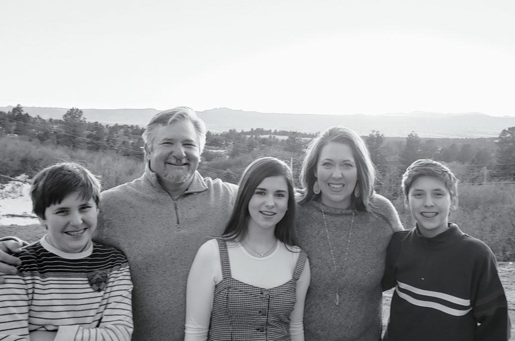 Charles Cadenhead family