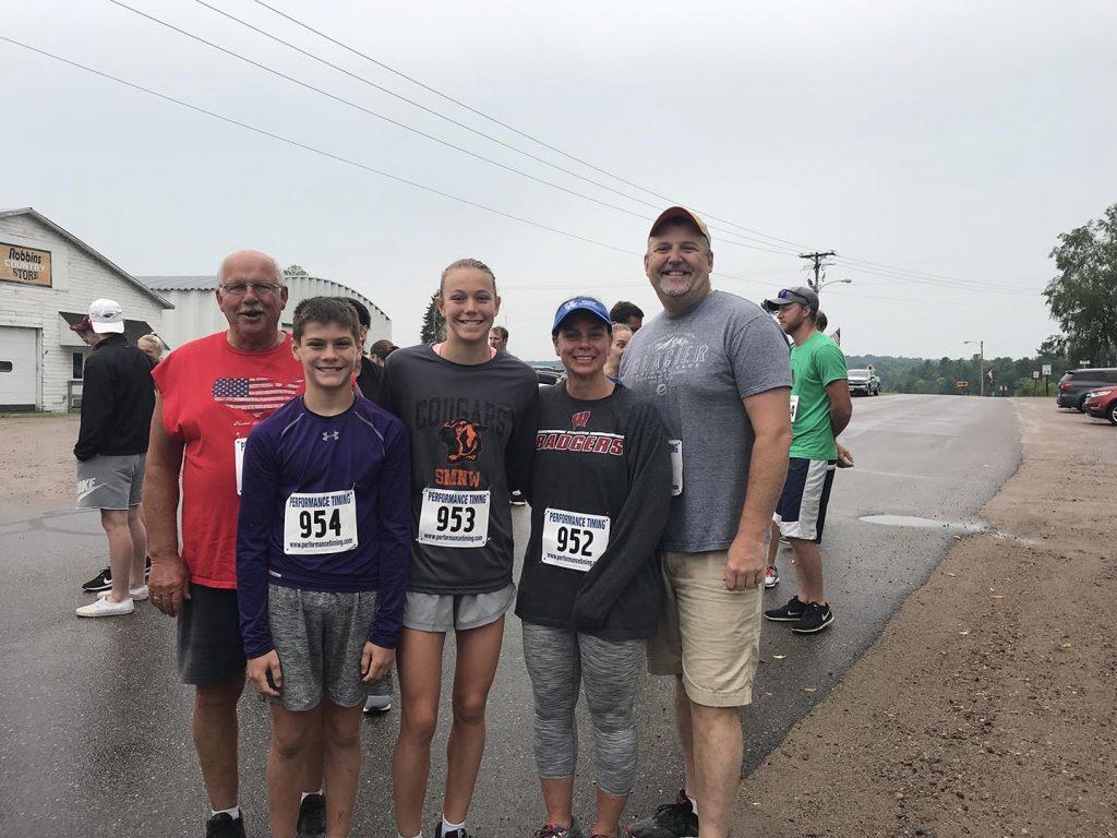 Scott Mackiewicz family