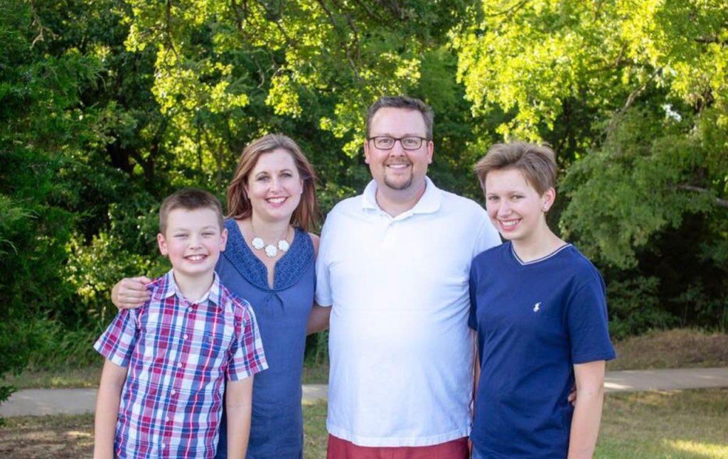 Jackie Dylla Family