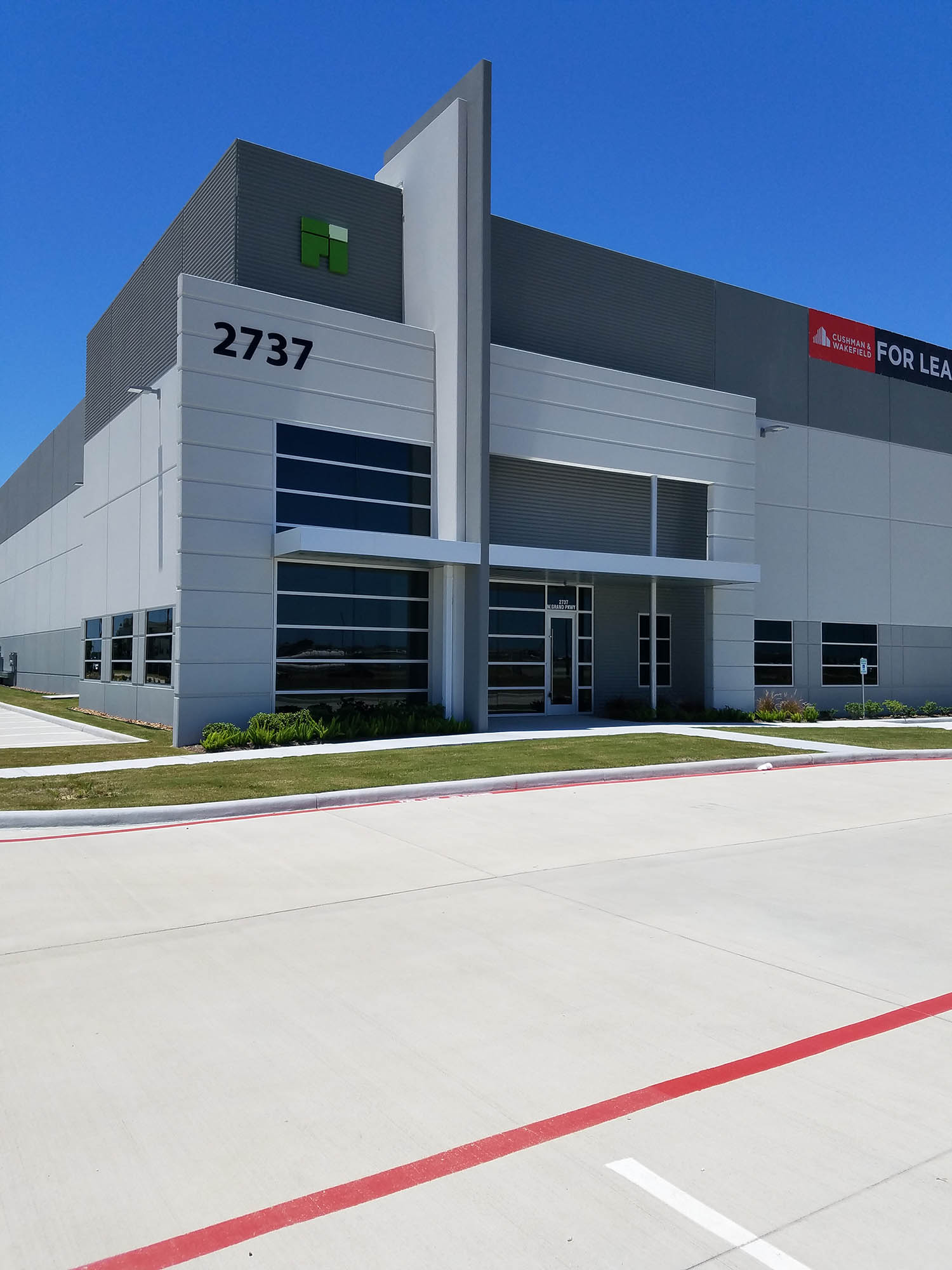 Grand Parkway Commerce Center Braun Intertec CMT