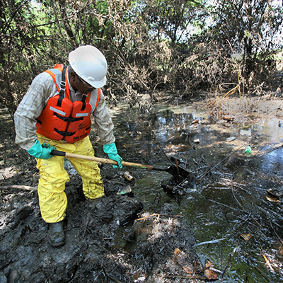 spill preparedness