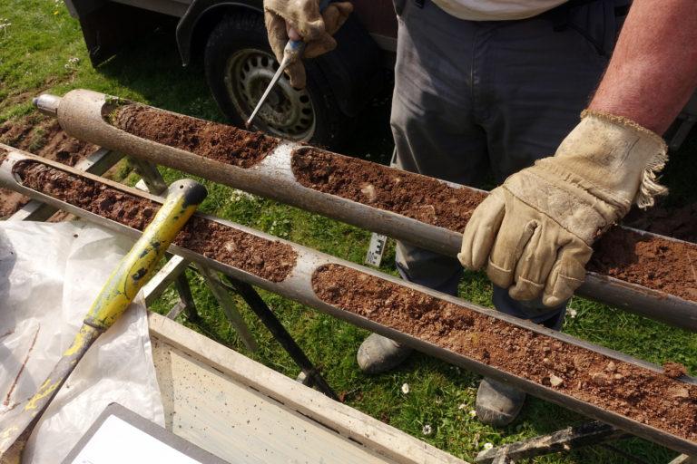 Soil Sampling PhaseII ESA