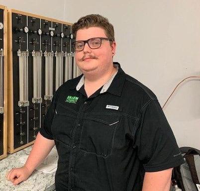 Thomas Dunnam Materials Lab Manager LaPorte Texas